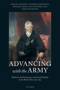 Cover for Advancing with the Army