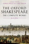 Cover for The Oxford Shakespeare