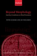 Cover for Beyond Morphology