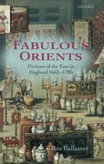 Cover for Fabulous Orients