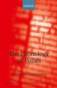 Cover for The Phonology of Polish
