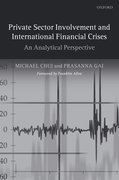 Cover for Private Sector Involvement and International Financial Crises