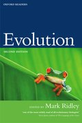 Cover for Evolution