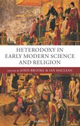 Cover for Heterodoxy in Early Modern Science and Religion