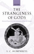 Cover for The Strangeness of Gods