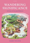 Cover for Wandering Significance