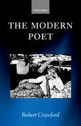 The Modern Poet Poetry, Academia, and Knowledge since the 1750s