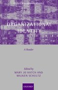 Cover for Organizational Identity