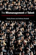 Cover for The Mismanagement of Talent