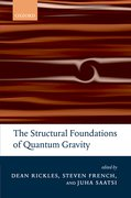 Cover for The Structural Foundations of Quantum Gravity