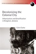 Cover for Decolonizing the Colonial City