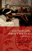 Cover for Victorian Print Media