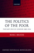 Cover for The Politics of the Poor