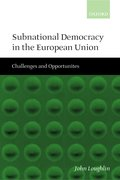 Cover for Subnational Democracy in the European Union