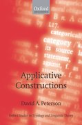 Cover for Applicative Constructions