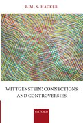 Cover for Wittgenstein: Connections and Controversies