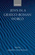 Cover for Jews in a Graeco-Roman World