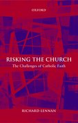 Cover for Risking the Church