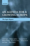 Cover for An Agenda for a Growing Europe