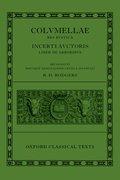 Cover for L. Iuni Moderati Columellae Res Rustica
