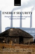 Cover for Energy Security