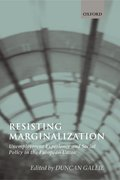 Cover for Resisting Marginalization