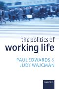 Cover for The Politics of Working Life