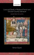 Cover for Love and Death in Medieval French and Occitan Courtly Literature