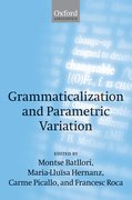 Cover for Grammaticalization and Parametric Variation