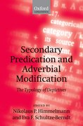 Secondary Predication and Adverbial Modification The Typology of Depictives