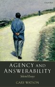 Cover for Agency and Answerability