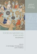 Cover for Food in Medieval England
