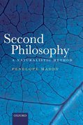 Cover for Second Philosophy