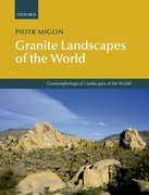 Cover for Granite Landscapes of the World