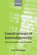 Cover for Constructions of Intersubjectivity
