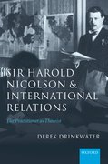 Cover for Sir Harold Nicolson and International Relations