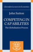 Cover for Competing in Capabilities