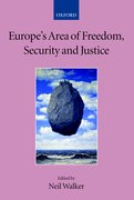 Europe's Area of Freedom, Security, and Justice