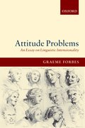 Cover for Attitude Problems