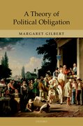 Cover for A Theory of Political Obligation