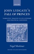 Cover for John Lydgate