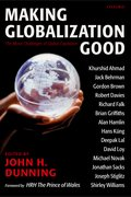 Cover for Making Globalization Good