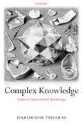Cover for Complex Knowledge