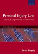 Cover for Personal Injury Law