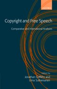 Cover for Copyright and Free Speech