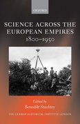 Cover for Science across the European Empires 1800-1950