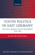 Cover for Youth Politics in East Germany