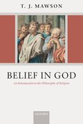 Cover for Belief in God