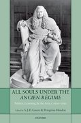 Cover for All Souls under the Ancien Régime