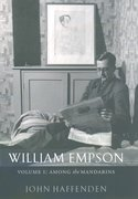 Cover for William Empson
